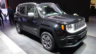2018 Jeep Renegade Limited Free Video Search Site Findclip
