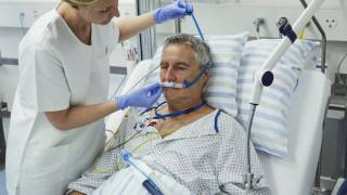 High flow oxygen therapy with Hamilton Medical ventilators