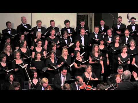 "J.S. Bach, Kantate BWV 7: Nr. 7 Choral ""Das Aug allein das Wasser sieht"