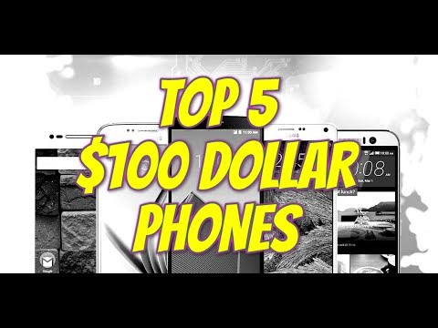 TOP 5 smartphones for only $100 dollars! Black friday is early this year 2018 Banggood