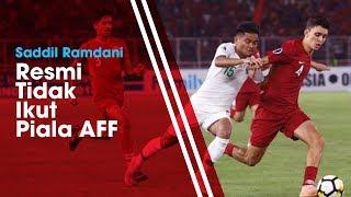 Saddil Ramdani Resmi Dicoret dari Timnas Indonesia, Kurniawan: Disiplin Adalah Nomor Satu