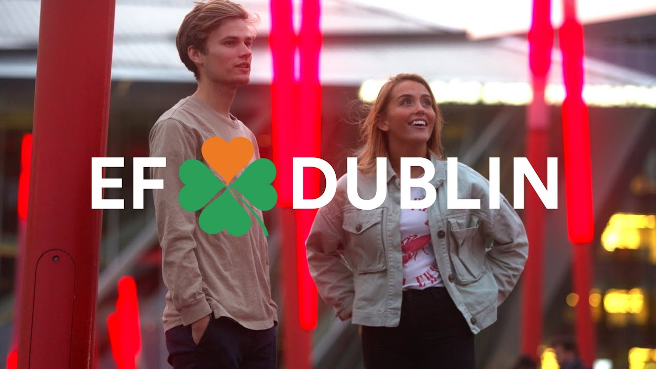 EF ❤ Dublin