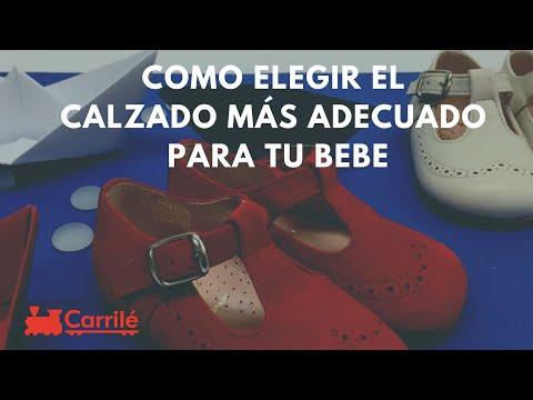 Cómo elegir el calzado más adecuado para tu bebé - Carrilé