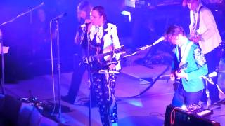 ARCADE FIRE (THE REFLEKTORS) 'YOU ALREADY KNOW' @ THE ROUNDHOUSE, LONDON 2013