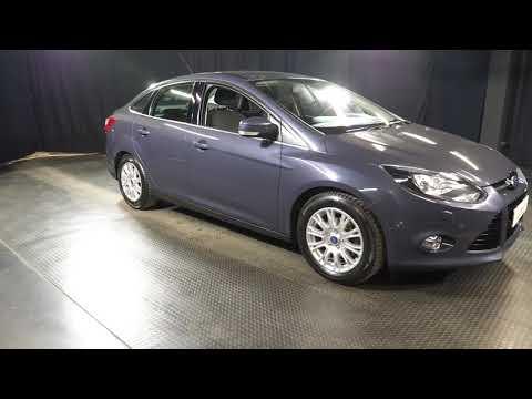 Ford FOCUS 1,0 EcoB 125 Start/Stop Titanium sedan, Sedan, Manuaali, Bensiini, KRH-380