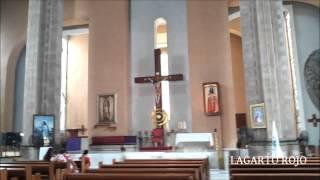preview picture of video 'LA INACABADA CATEDRAL DE VILLAHERMOSA (MÉJICO)'