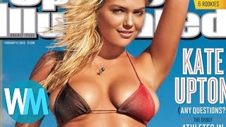 Top 10 Sexiest Sports Illustrated Swimsuit Covers