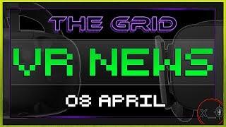 THE GRID VR - Skyrim Mods, No Mans Sky, Aech's Basement, Boneworks, Beat Saber, Dark Days, L.A Noire