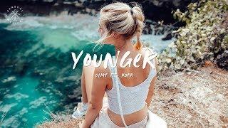 DLMT - Younger (feat. Kopa) [Lyrics]