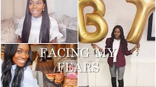 Feel The Fear & Do It Anyway! | Jade Vanriel