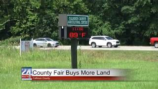 County Fair Purchases More Land