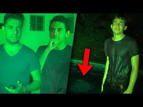 Investigación Paranormal en la casa de Carlos Name