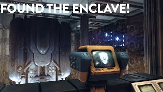 Fallout 76 - Enclave Faction Quest Walkthrough (Spoilers)
