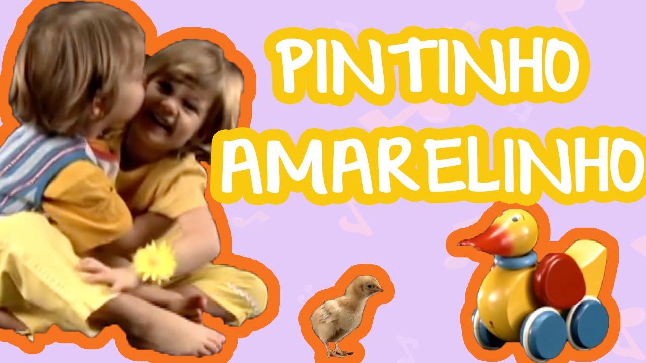 PINTINHO AMARELINHO | BEBÊ MAIS CANTIGAS