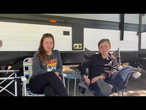 Our kids shared some of their thoughts about Hardridge creek. We'll be sharing more videos too