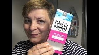 Make up Radierer Celina Blush   abschminken nur mit Wasser geht das ?