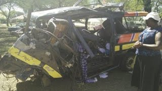 TRAGIC! Death toll in grisly Nyakach accident hits 14 as 3 more die