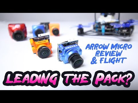 foxeer-arrow-micro--leading-the-pack--full-review--flight