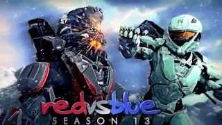 RvB - S13 - Contact Redux Lyrics (Ending Credits Song)
