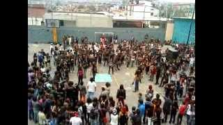 preview picture of video 'CCH Naucalpan 2012 tokin Wall of Death'