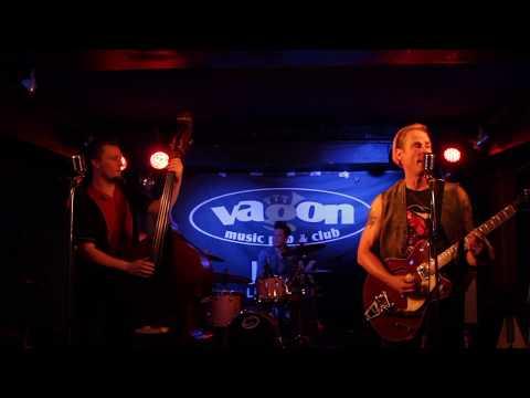 Gumption - Rev it Up, Baby! Live at Vagon, Prague, 30.05.2019