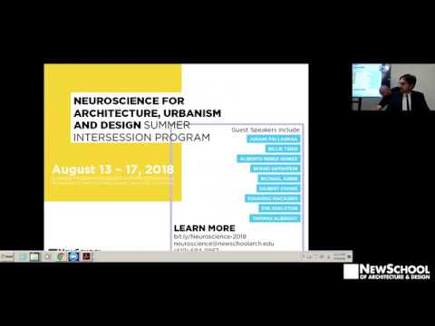 Lecture Series: Alessandro Gattara | Architectural Empathy: Embodied Simulation in Office Interiors