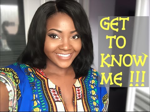 GET TO KNOW ME | Q&A| AGE | RELATIONSHIPS| BEAUTY