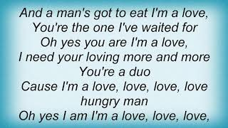 Ac Dc - Love Hungry Man Lyrics