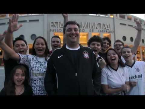 Torcida do Corinthians manda recado para os jogadores