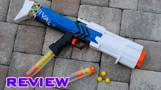 [REVIEW] 3D Printed Pump Action Kit for Nerf Rival Apollo