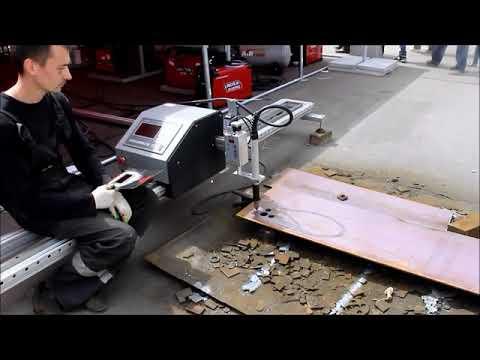 Aupal - переносная резательная установка