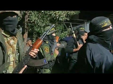Israel destruye un túnel en Gaza y mata a siete milicianos palestinos