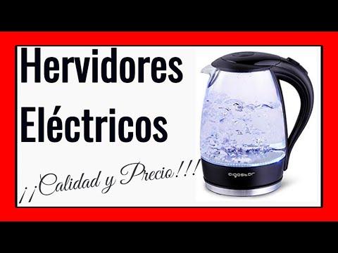 """MEJORES Hervidores Eléctricos  """"Buenos  y  Baratos"""" →Hervidores de Agua"""