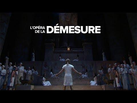 AIDA en direct du Met Opera - Bande annonce