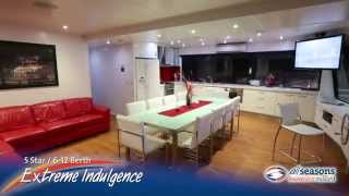 preview picture of video 'Extreme Indulgence Houseboat - All Seasons Houseboats Mildura'