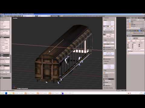 Blender für Zusianer (9): Modifier - Mirror und Array