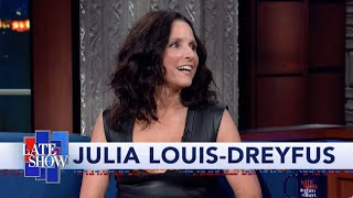 "Julia Louis-Dreyfus: ""Downhill"" Is About Good People Making Bad Choices And Seeking Redemption"