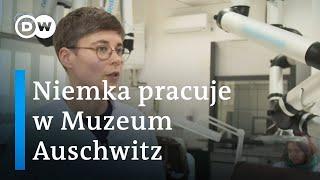 """Niemka o pracy w Muzeum Auschwitz: """"To cud"""""""