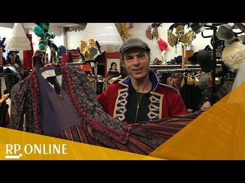 Kostüme aus Film, Fernsehen und Theater - Ausverkauf in Roermond
