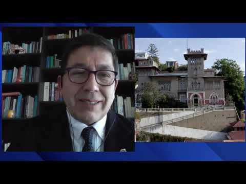 video Conversaciones en el observatorio. programa 6