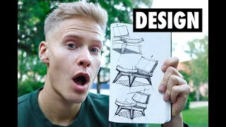 Product Design: How To Get Started || Furniture Edition