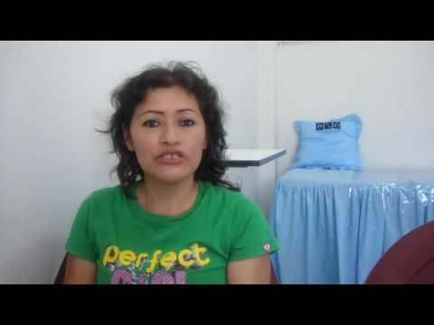 Testimonio Aumento de labios, perfilado – Maria