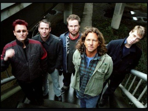 Pearl Jam - Big Wave