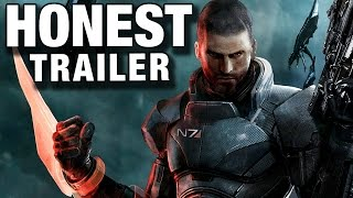 MASS EFFECT (Honest Game Trailers)