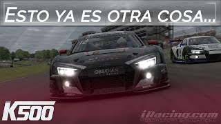 IRacing   Esto Ya Es Otra Cosa...(Audi R8 GT3 @ Brands Hatch)