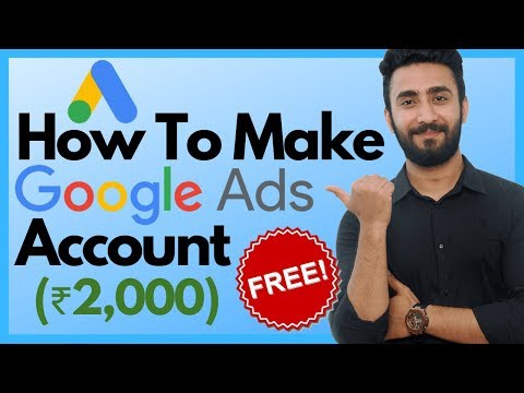 How To Setup Google Ads Account   Get Free Rs.2000 In Ad Credit   Digital Dhairya