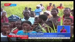 Mwanamke Kisumu auwawa na mtu anayedaiwa kuwa mumewe