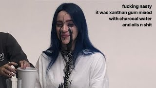 Billie Eilish Funny Moments Part 12
