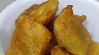 Haitian Food | Patties | Chicken Patties Recipe | Evening Snacks Recipes | Appetizer Recipes