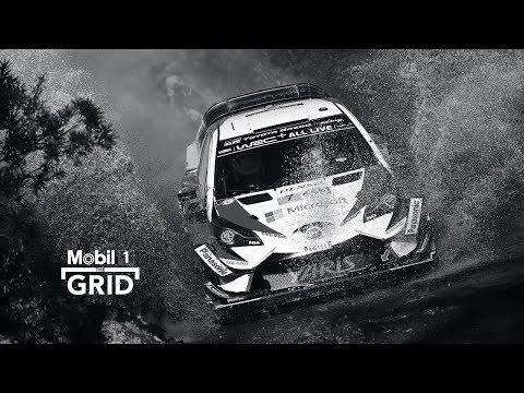 Centre Stage – Toyota Gazoo Racing Look Ahead To WRC 2018 | M1TG